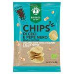 Chips Biologiche di Ceci e Pepe Nero S/Glutine - 555c3425f3b6bd9b - Probios