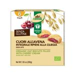 Cuori all'Avena Ripieni di Ciliegia Biologici e Gluten Free - 35437795d740020b - Probios