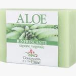 Sapone all' Aloe 100gr - 6093ea278061a761 - Ecobeauty