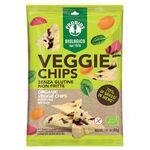 Veggie Chips Biologiche di Patate e Verdure S/Glutine Non Fritte -  - Probios
