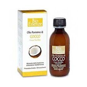 Olio di Cocco Purissimo Pressato a freddo 125ml - d8d0c8f80b4e53c6 - Bioessenze