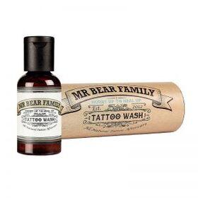 Tatto Wash Mr Bear Family 50ml - d2ff54066fe0c1e2 - Mr Bear Family